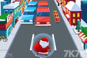 《圣诞老人酷跑》游戏画面5