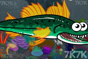 《深海食人鱼加强版》截图1