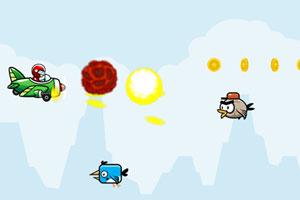 《鸟类的战争》游戏画面1