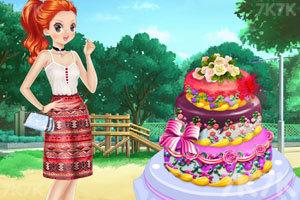《小公主的新年蛋糕》截图2