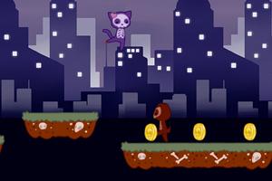 幽灵猫的夜晚