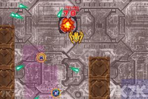 《太空勇士》游戏画面4
