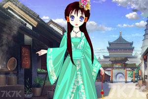 《森迪穿越古代迎新春》截图1