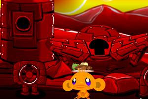 《逗小猴开心系列87》游戏画面1