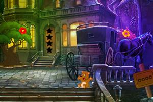 《逃离古老小镇》游戏画面1