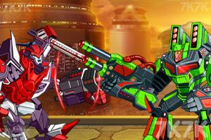 《组装战斗机器人2》游戏画面3