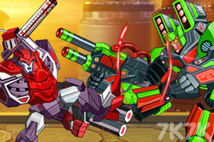 《组装战斗机器人2》游戏画面4
