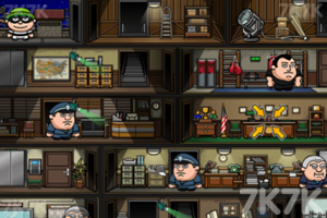 《鲍勃大盗》游戏画面5