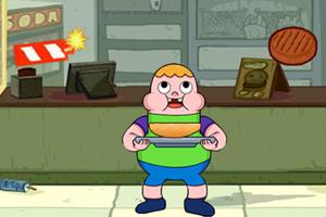 《布拉姆做汉堡》游戏画面1