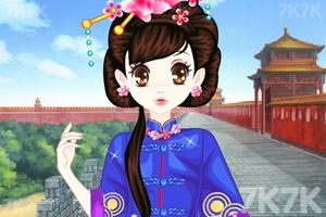 《森迪公主穿越记》游戏画面2