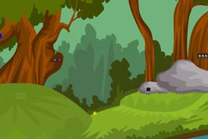 《眼镜猴逃离小岛》游戏画面1