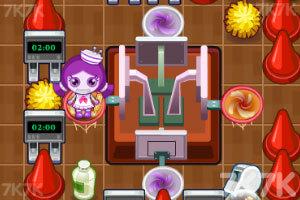 《萌版泡泡堂4》游戏画面5