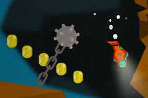《潜水艇下潜训练》游戏画面1