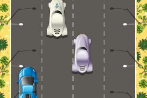 《高速赛车手》游戏画面1