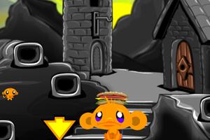 《逗小猴开心系列116》游戏画面1
