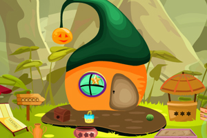 《树屋救援女孩》游戏画面1
