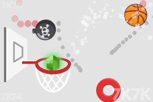 《画线篮球》游戏画面5