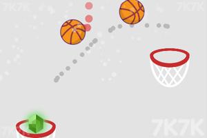 《画线篮球》游戏画面4