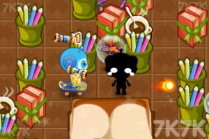 《萌版泡泡堂5》游戏画面4