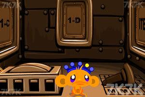 《逗小猴开心之世界旅行3》游戏画面3