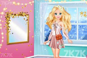 《奥莉公主的打扮》截图2