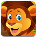 可爱小狮子救援