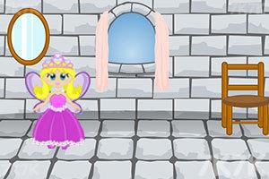 《公主城堡逃脱》游戏画面1