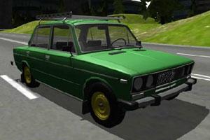 《寻找汽车上的字母》游戏画面1