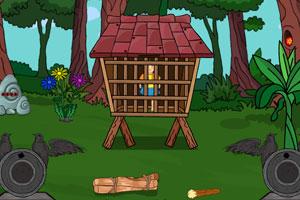《救援迷人的女孩》游戏画面1