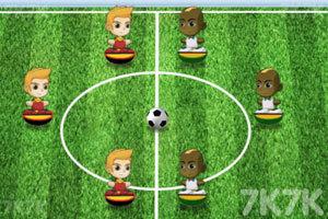 《2018足球世界杯》游戏画面1