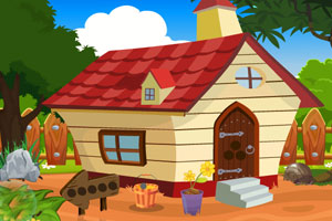 《救援可爱的小女孩》游戏画面1