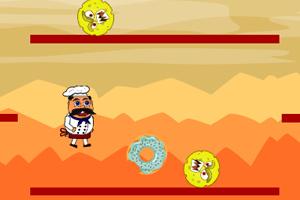 《贪婪的厨师》游戏画面1