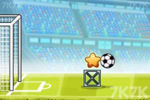 《木偶足球挑战赛》游戏画面1