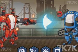 《超级机器人战斗》游戏画面2