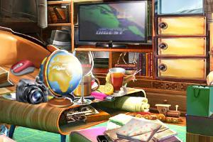 《老奶奶大扫除》游戏画面1