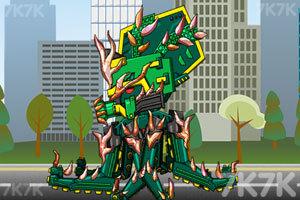 《组装机械章鱼龙》截图2