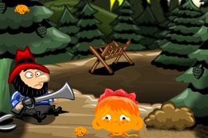 《逗小猴开心系列172》游戏画面1