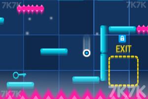 《弹跳球冒险》游戏画面3