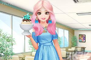 《甜美奥莉吃甜点》游戏画面3