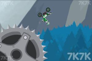 《极限摩托车大赛》游戏画面2