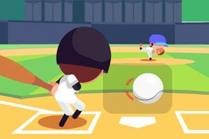 《小小棒球》游戏画面1