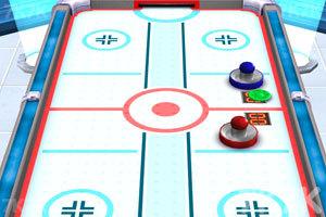 《3D冰球对抗赛》游戏画面3