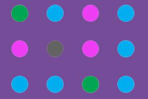 《消除彩色点》截图1