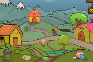 《救援毛茸茸人》游戏画面1