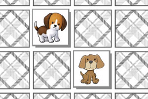 《萌犬记忆卡》游戏画面1