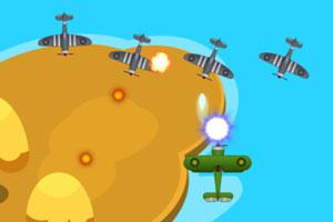 《战斗机的反击》游戏画面1