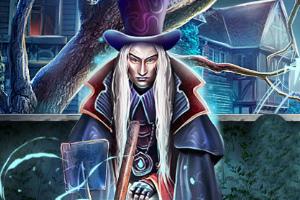 《吸血鬼的谜语》游戏画面1