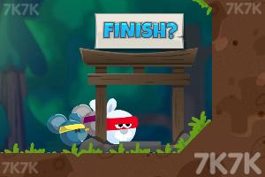 《兔子武士大冒险》游戏画面2