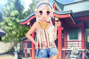 《森迪公主夏日度假》截图3