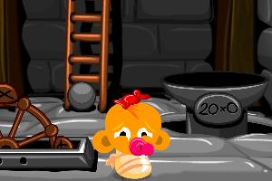 《逗小猴开心系列212》游戏画面1